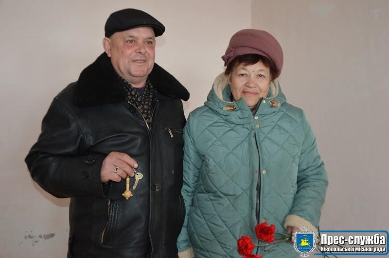 Счастливые Николай и Людмила Жабко