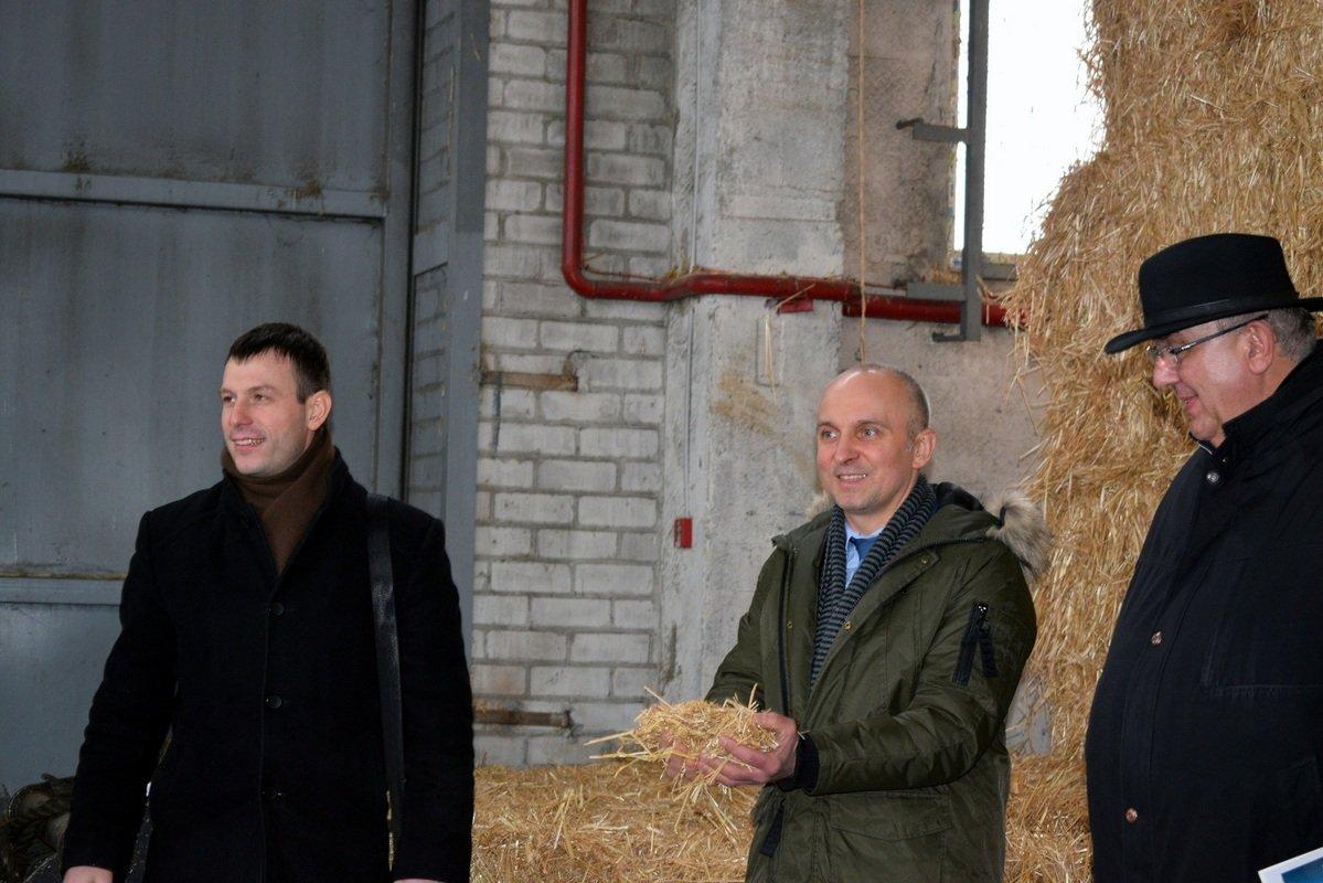 Птицекомплекс «Днепровский»перешел на альтернативное топливо