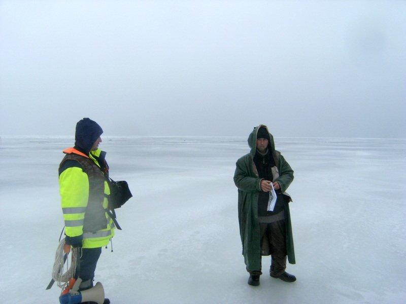 Разговор на льду