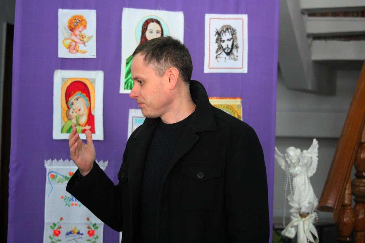 Секретарь горсовета Александр Саюк