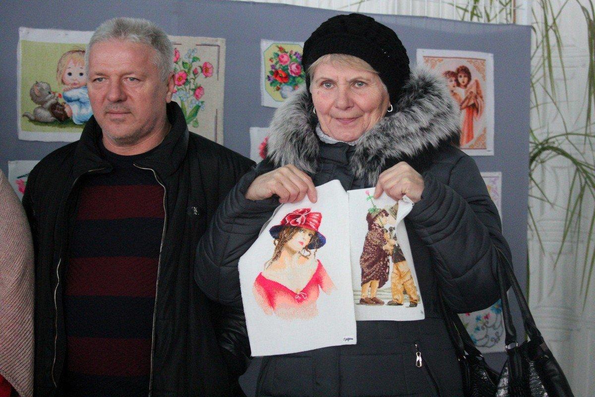 Депутаты Сергей Марченко и Валентина Шулим