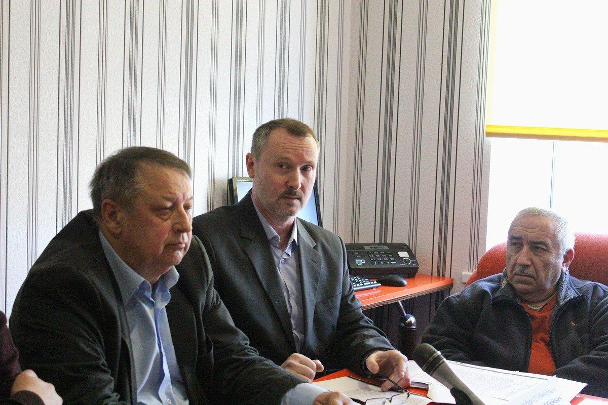 Виталий Журавлев и Анатолий Сиротенко