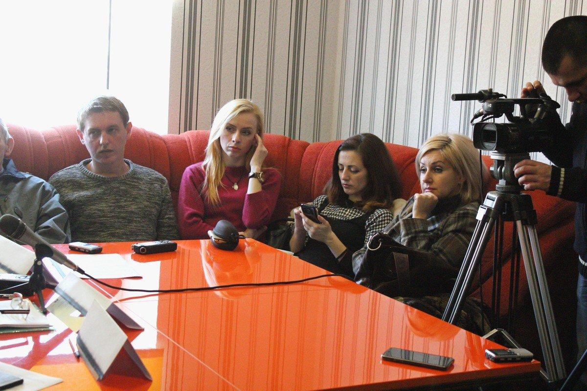 """Главный вопрос журналистов: """"Будет ли Виталий Журавлев баллотироваться в мэры?"""""""