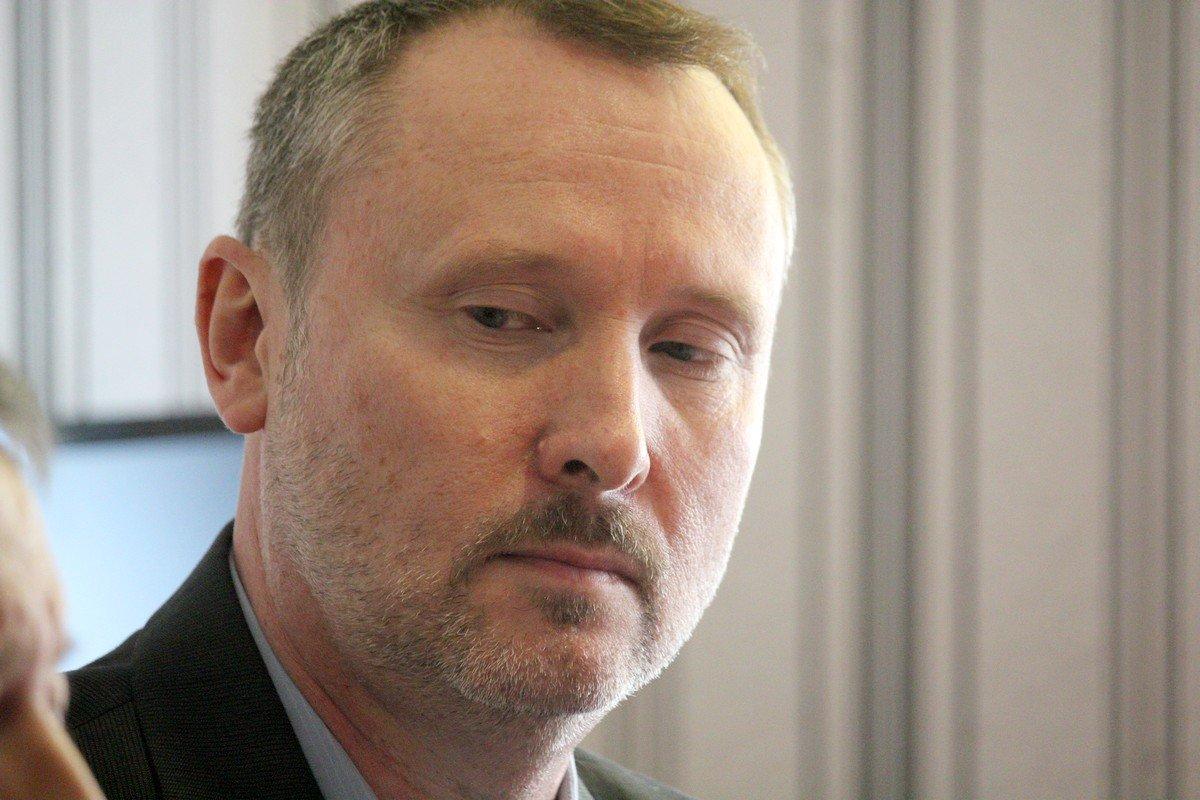 """Председатель Общественного союза """"Никопольчане"""" Виталий Журавлев"""