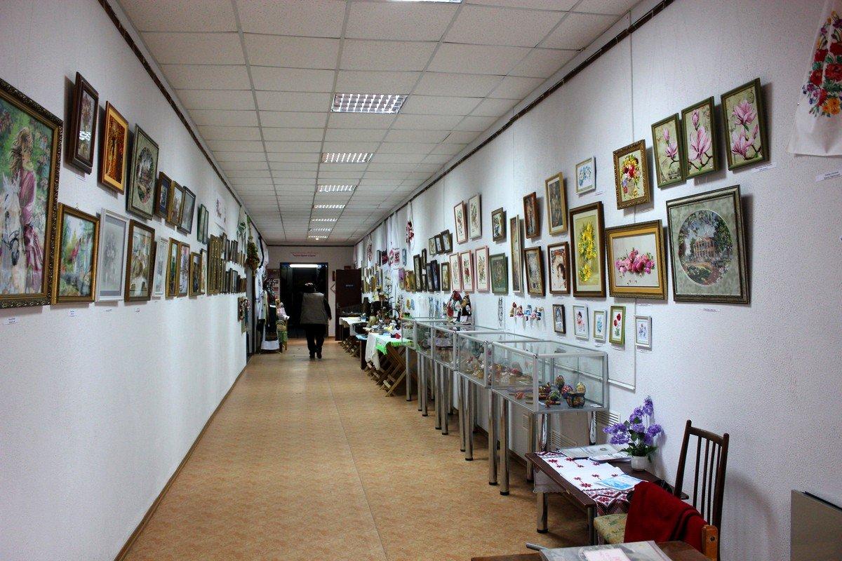 В краеведческом музее проходит выставка женского творчества