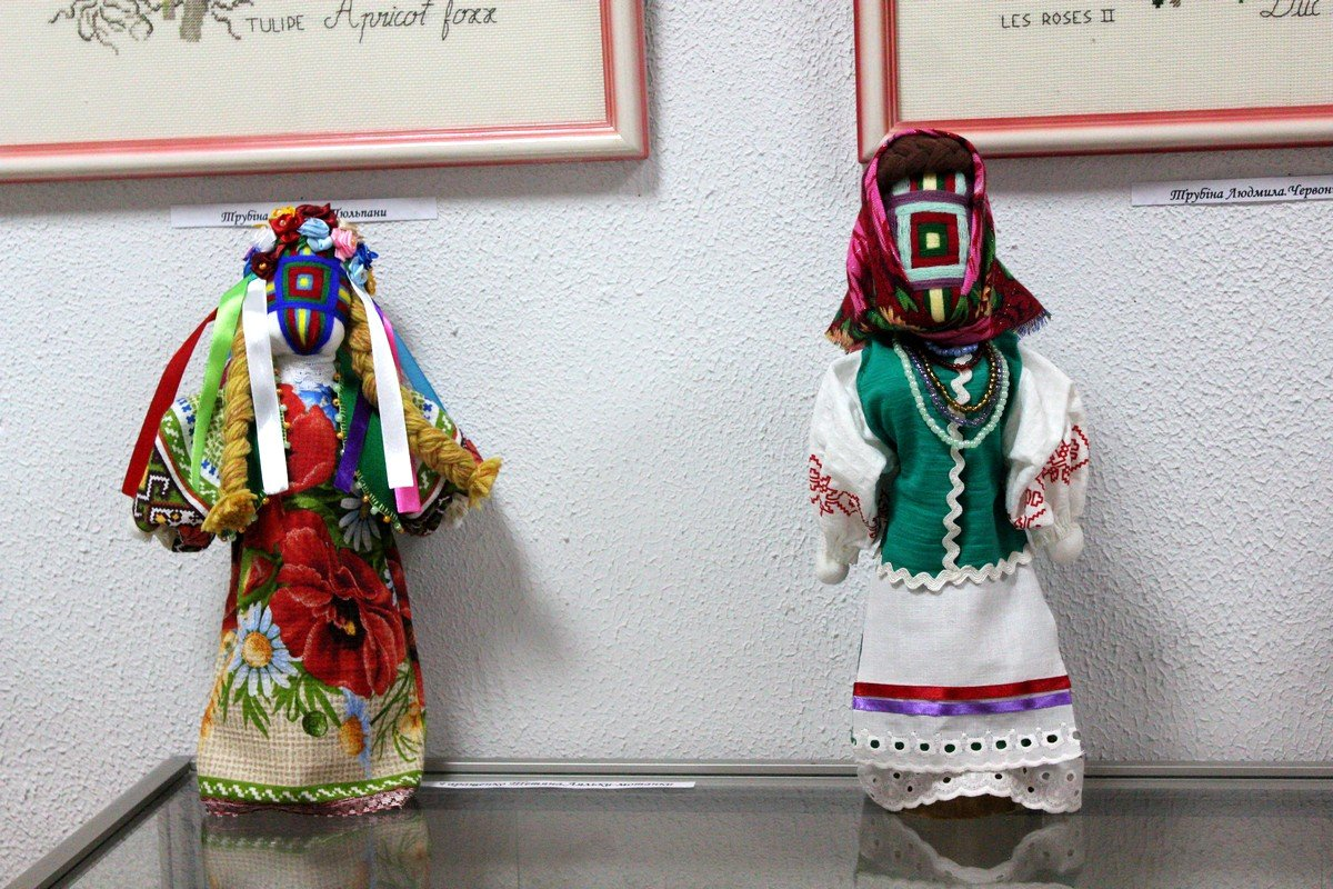 Куклы-мотанки