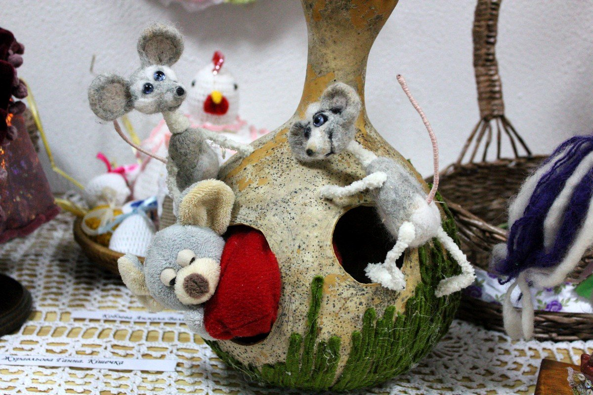 Мышиный домик
