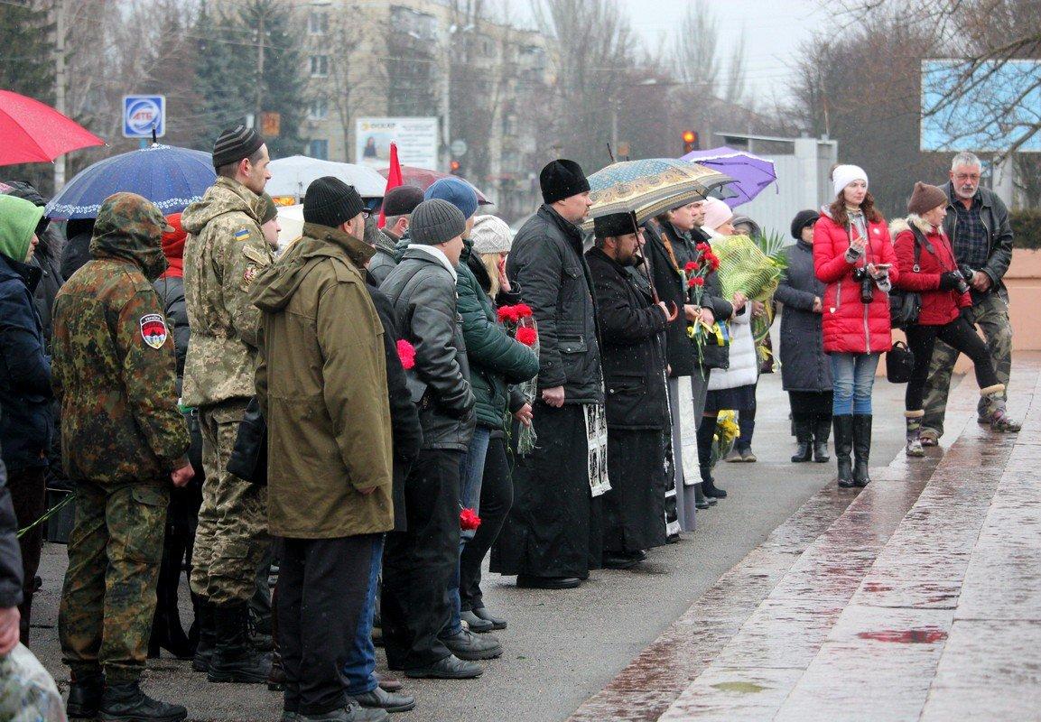 В Украине День добровольца отмечают 14 марта
