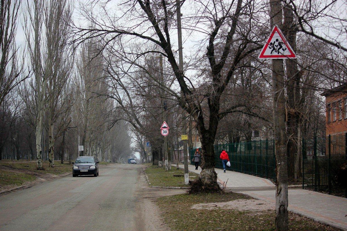 Новые указатели появились на улицахГрушка, Шульгина, Первомайская