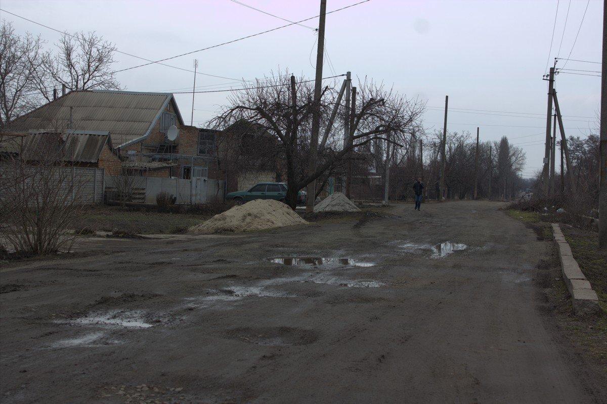 Улица Герцена на поселке Северный будет отремонтирована за счет областных денег