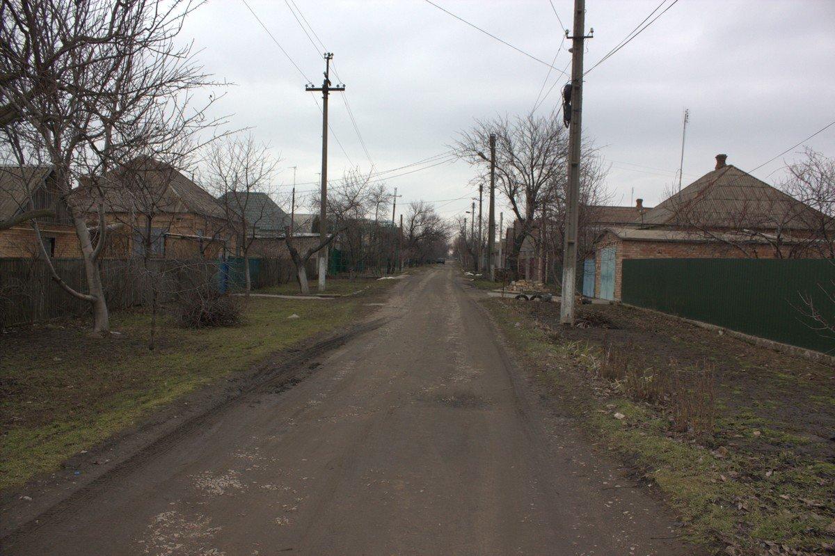Улица Успенского, что на 3-м участке, скоро будет с асфальтом