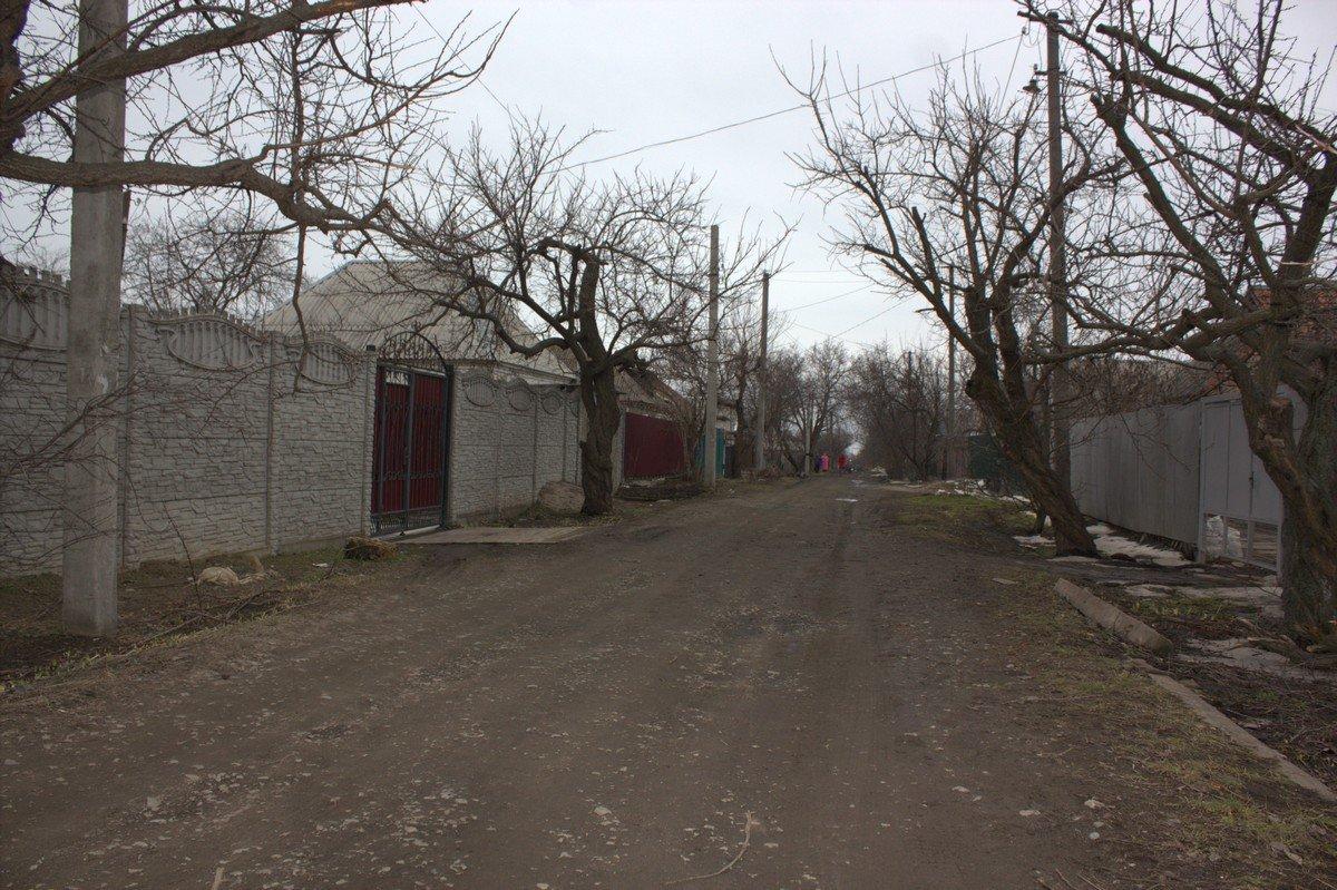 Переулок Победителей на Новопавловке тоже в этом году заасфальтируют