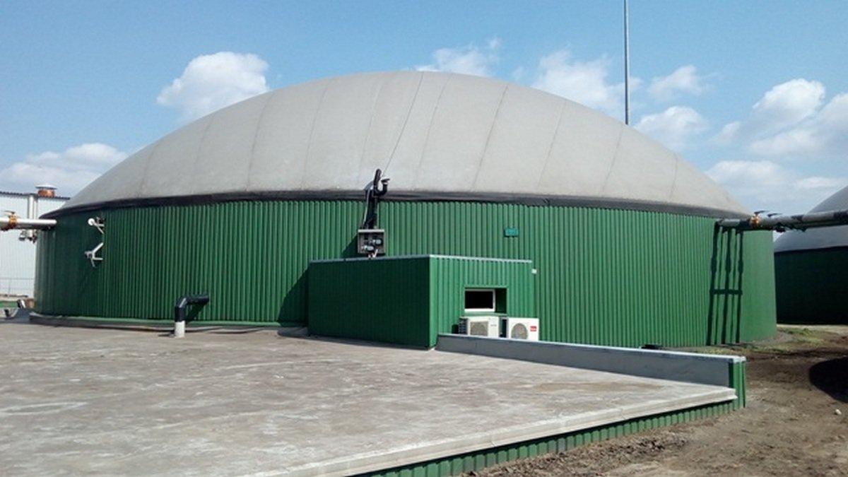 На никопольской птицефабрике построят биогазовую установку