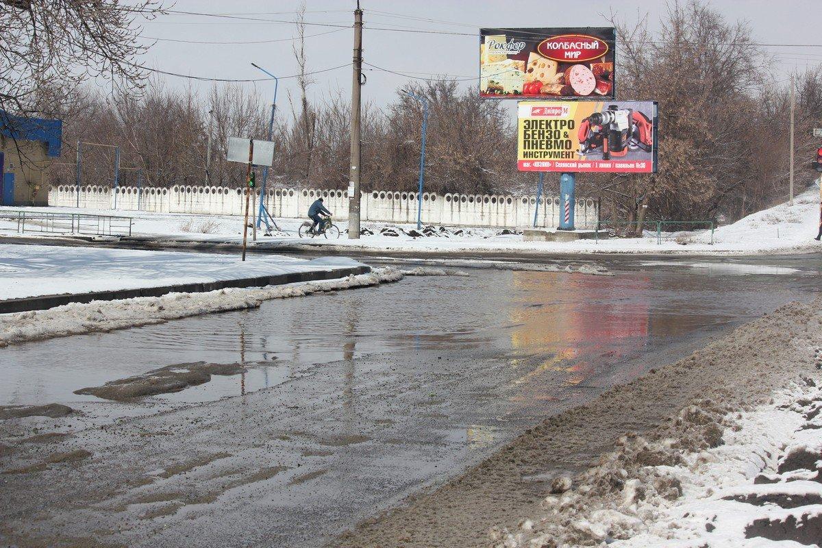 Проблемный перекресток на Автовокзале