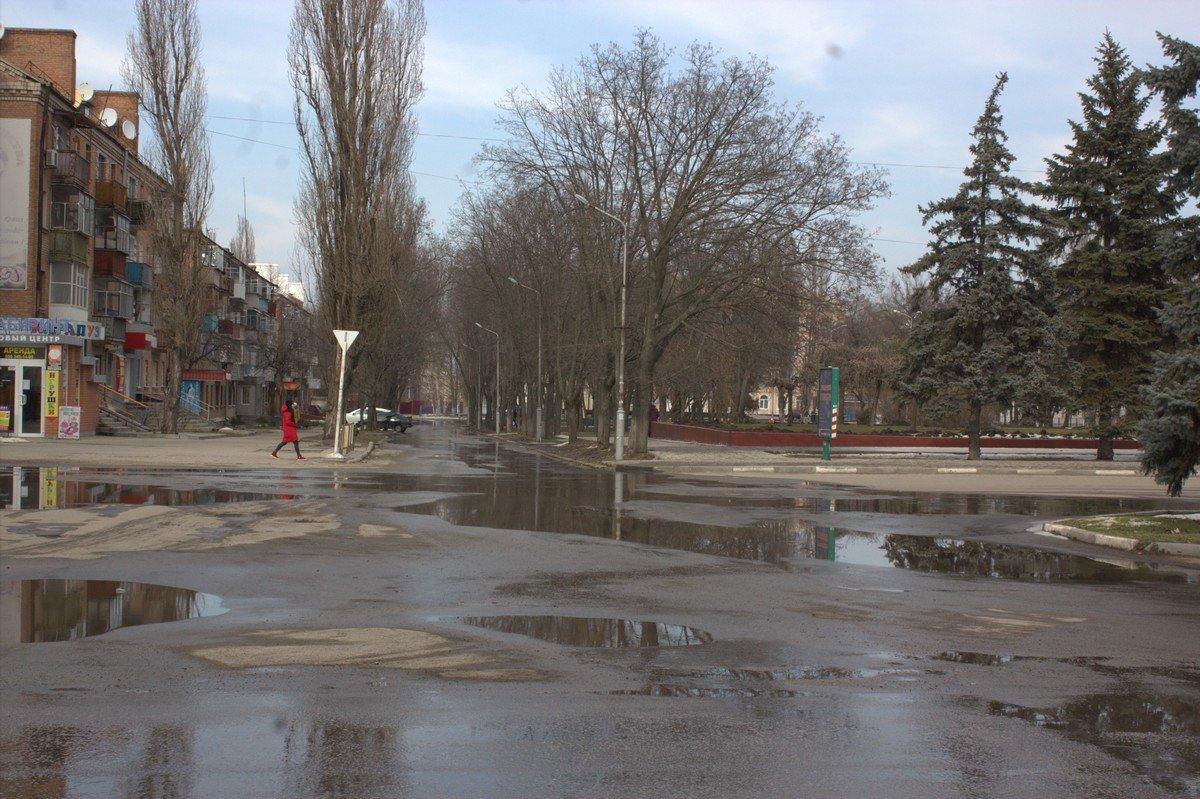 На проект ливневки для проспекта Трубников необходимо 8 млн. грн.
