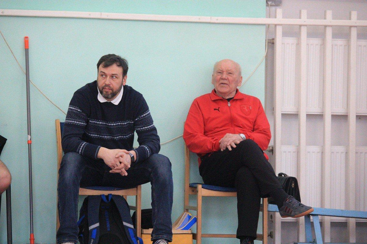 Тренеры команды из Кропивницкого