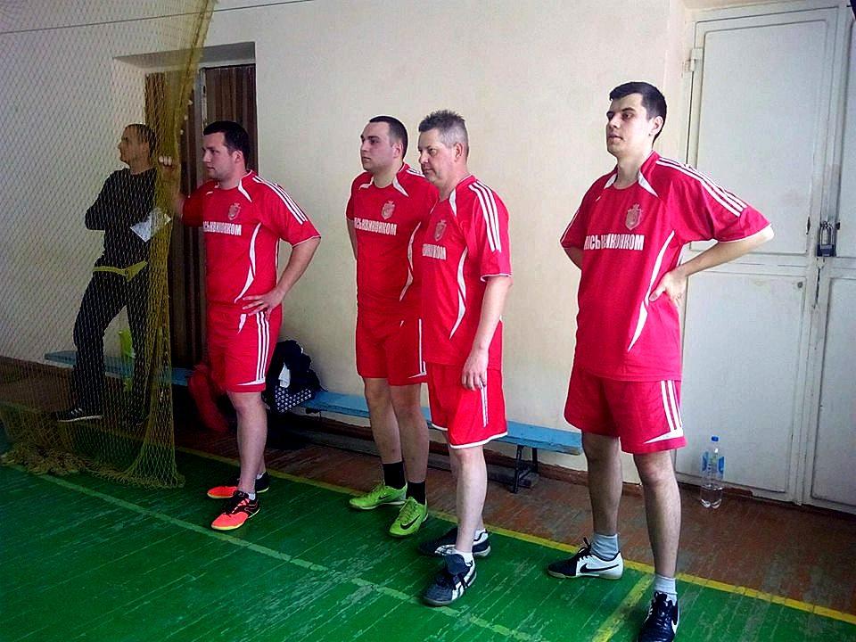 Команда соперников из Кривого Рога