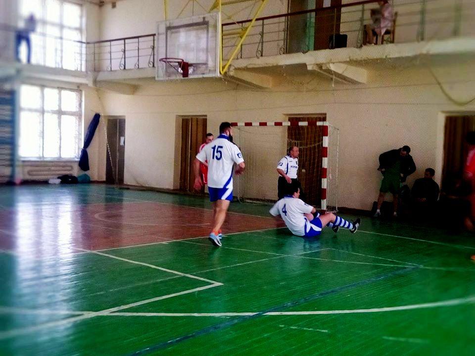 В Никополе прошел чемпионат области по мини-футболу