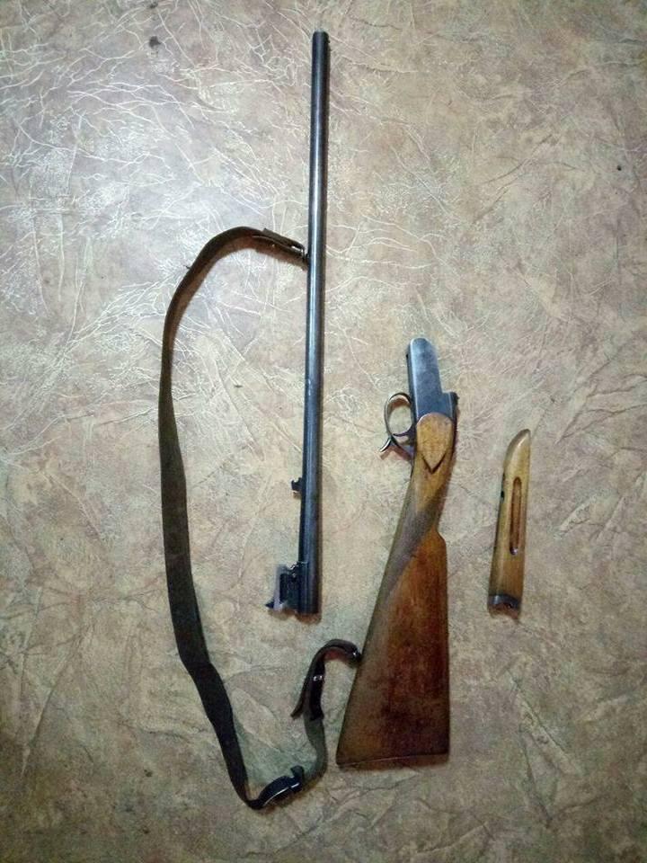 Сдать нелегальное оружие можно в горотделе полиции