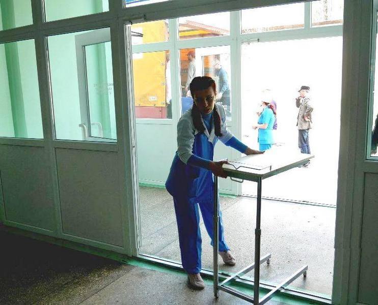 Главная больница Покрова пополнилась современным оборудованием