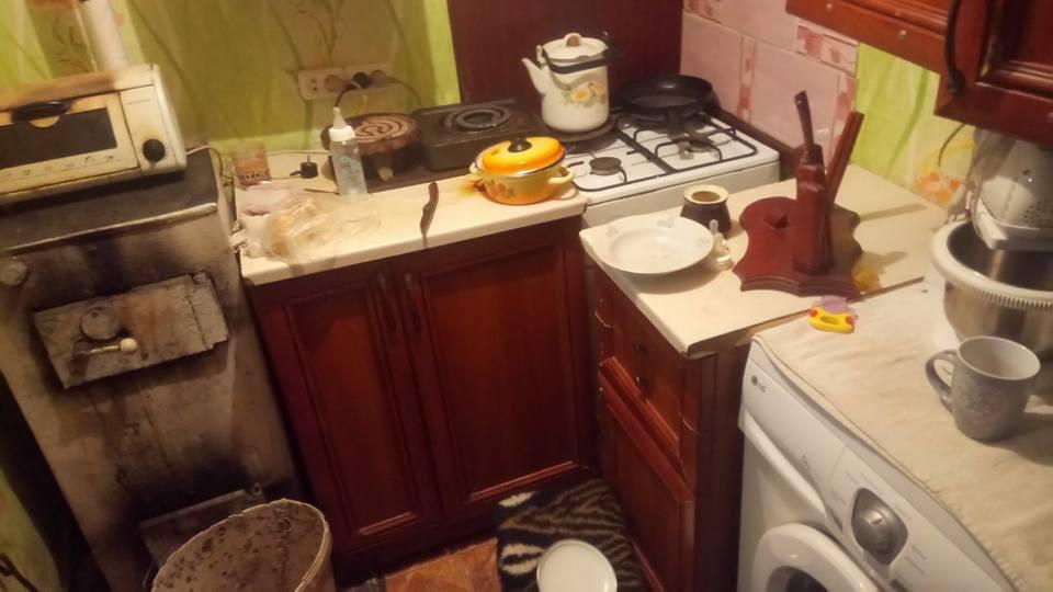 Мать троих детей схватила кухонный нож и ударила ним супруга прямо в сердце