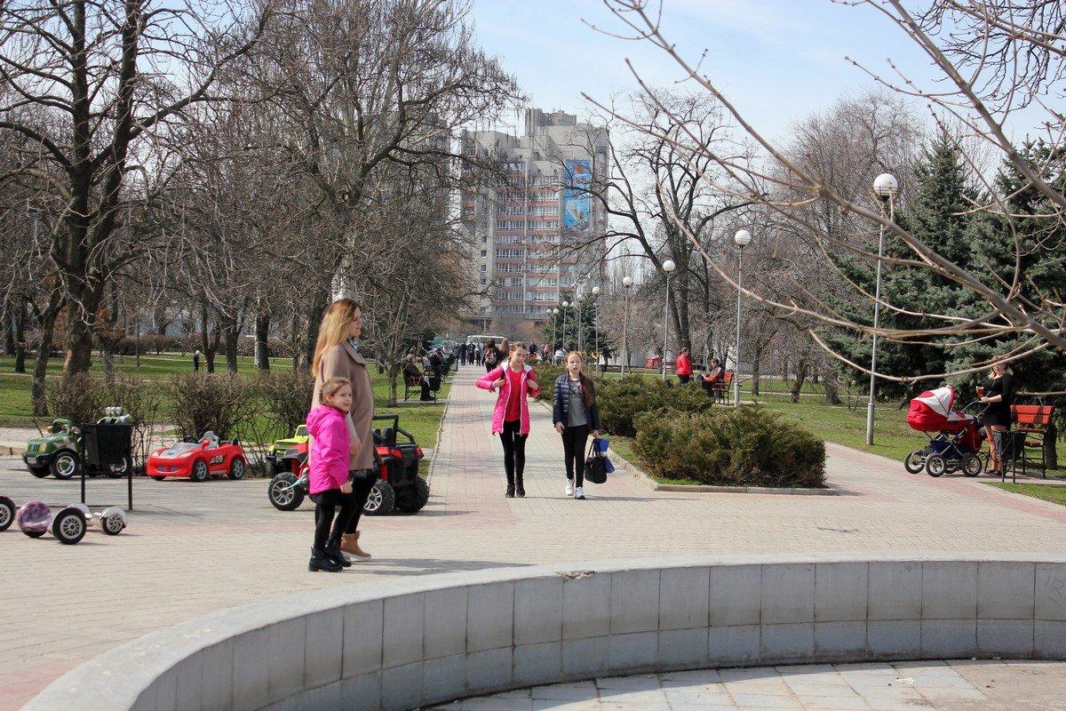 7 апреля всех приглашают на открытие пасхального дерева