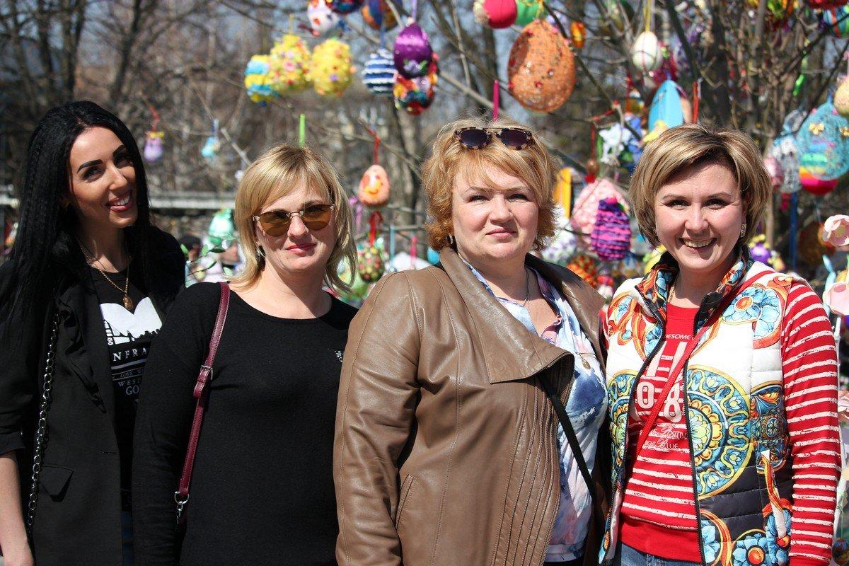 В центре - Ольга Коник, заместитель городского головы