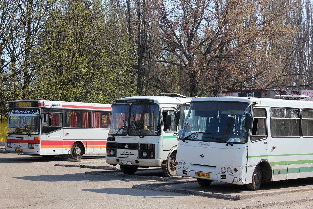 Автобусы ломаются практически после каждого выезда