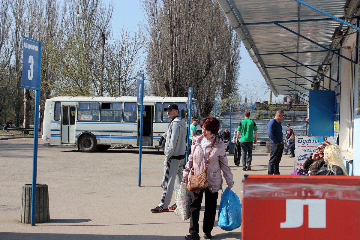 Поездки в Днепр могут стать проблемой для жителей Никополя