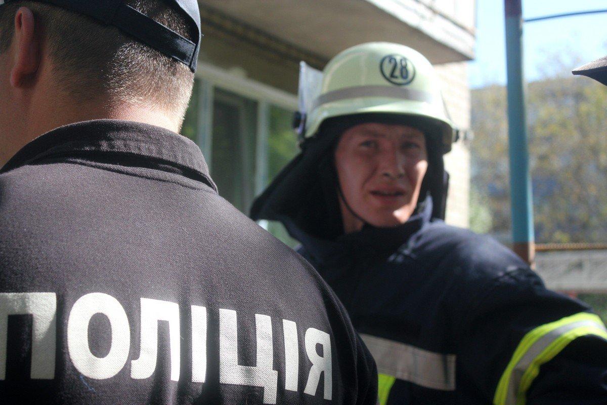 С огнем спасатели справились быстро