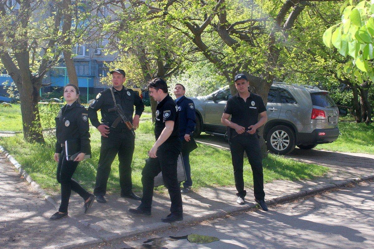 Причину пожара устанавливает полиция