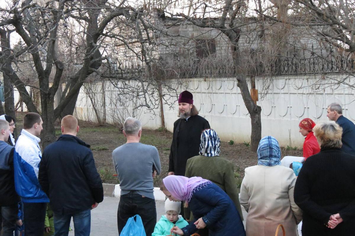 Настоятель — протоиерей Николай Марущак