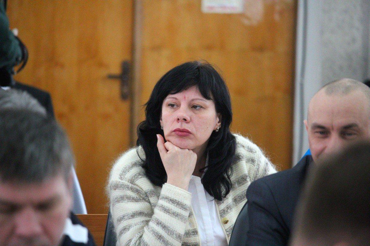 Депутат горсовета Татьяна Обыденная