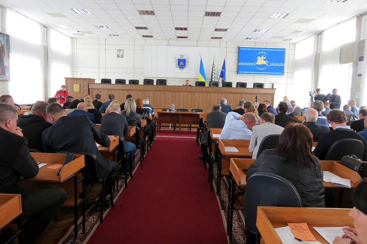 В Никополе избрали независимый общественный совет
