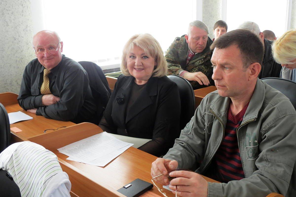 Юлия Белик, Днепропетровская областная организация Национального союза журналистов Украины