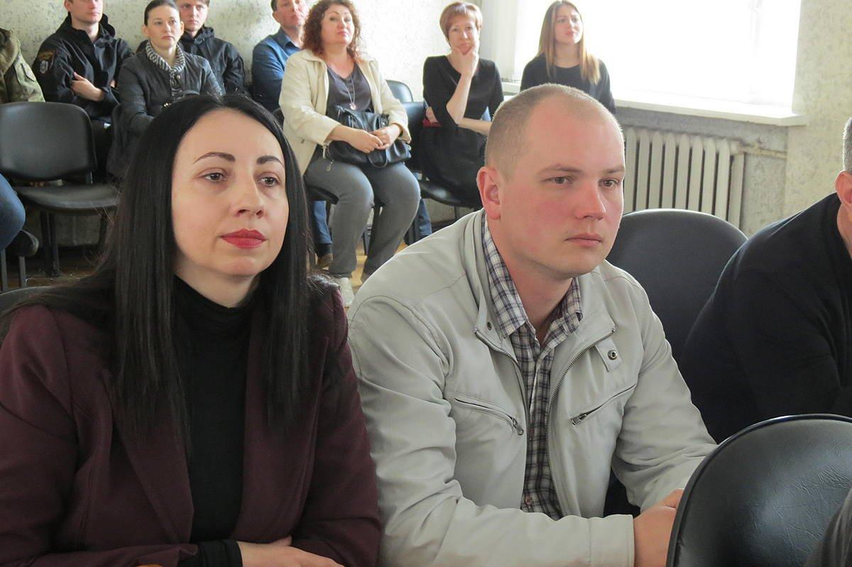 """Ольга Пастушок, Общественная организация """"Казацкий набат"""""""