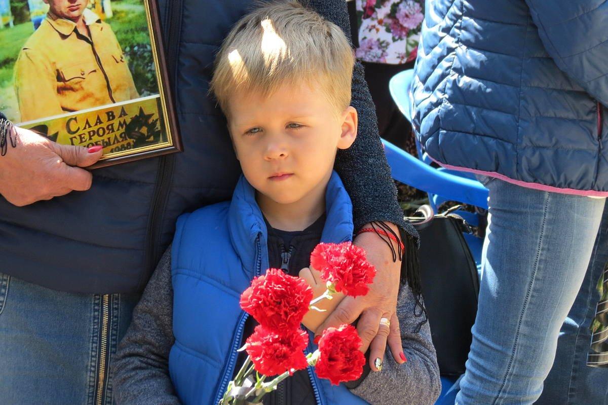Внук ликвидатора Чернобыльской аварии