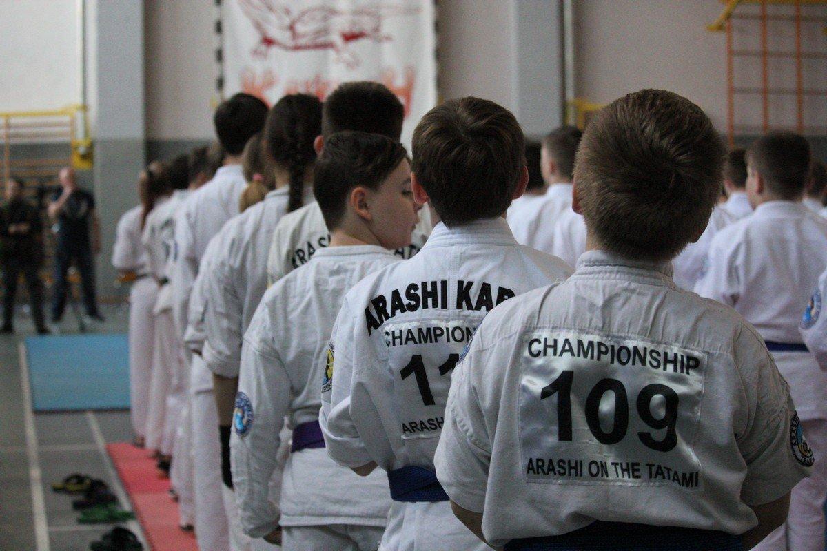 Спортсмены готовы к началу соревнований