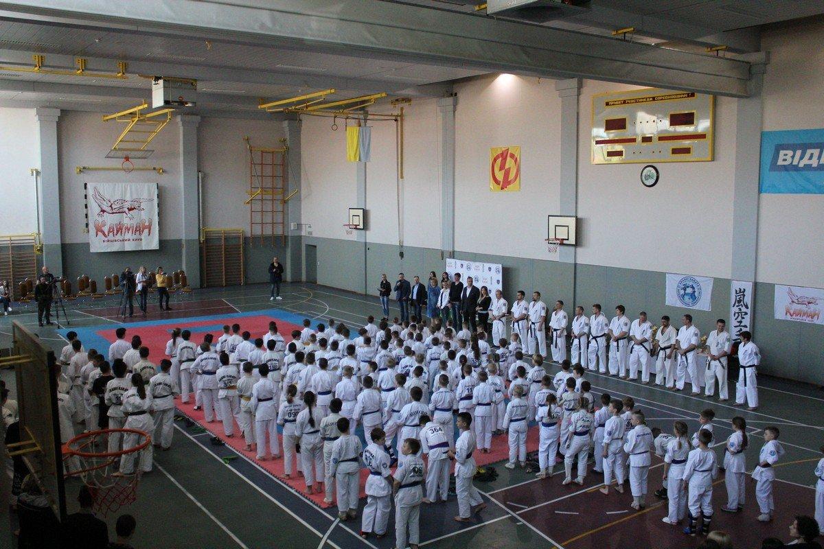 Кубок Украины по араши каратэ