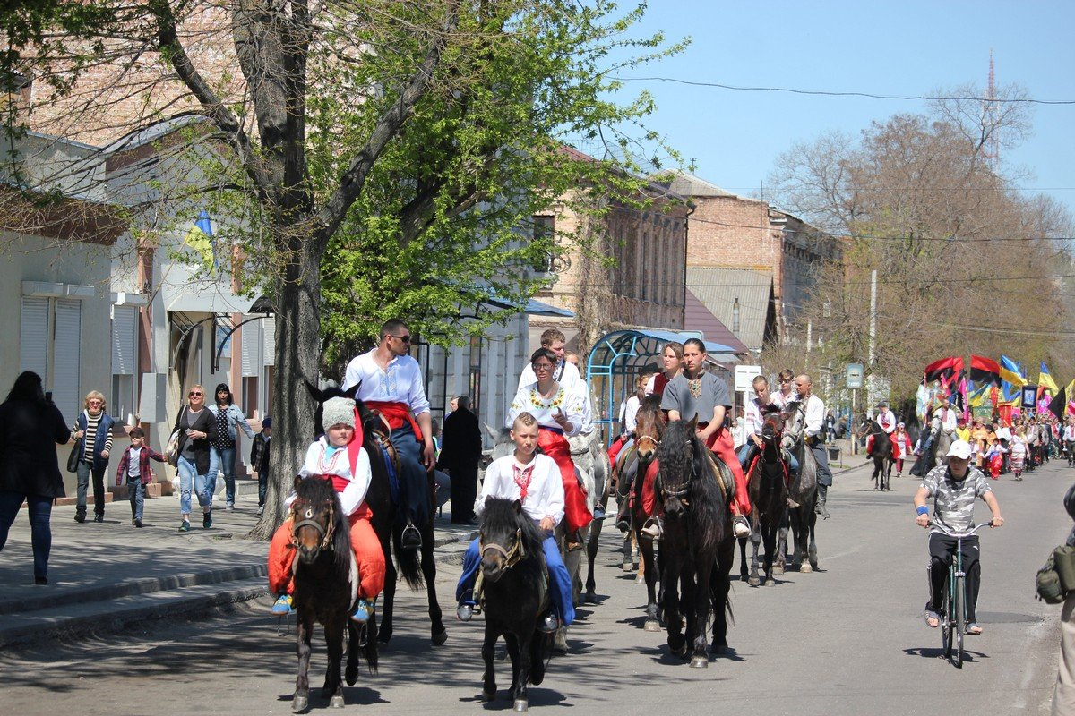 В Никополе празднуют 370 лет со дня избрания Богдана Хмельницкого гетманом Украины
