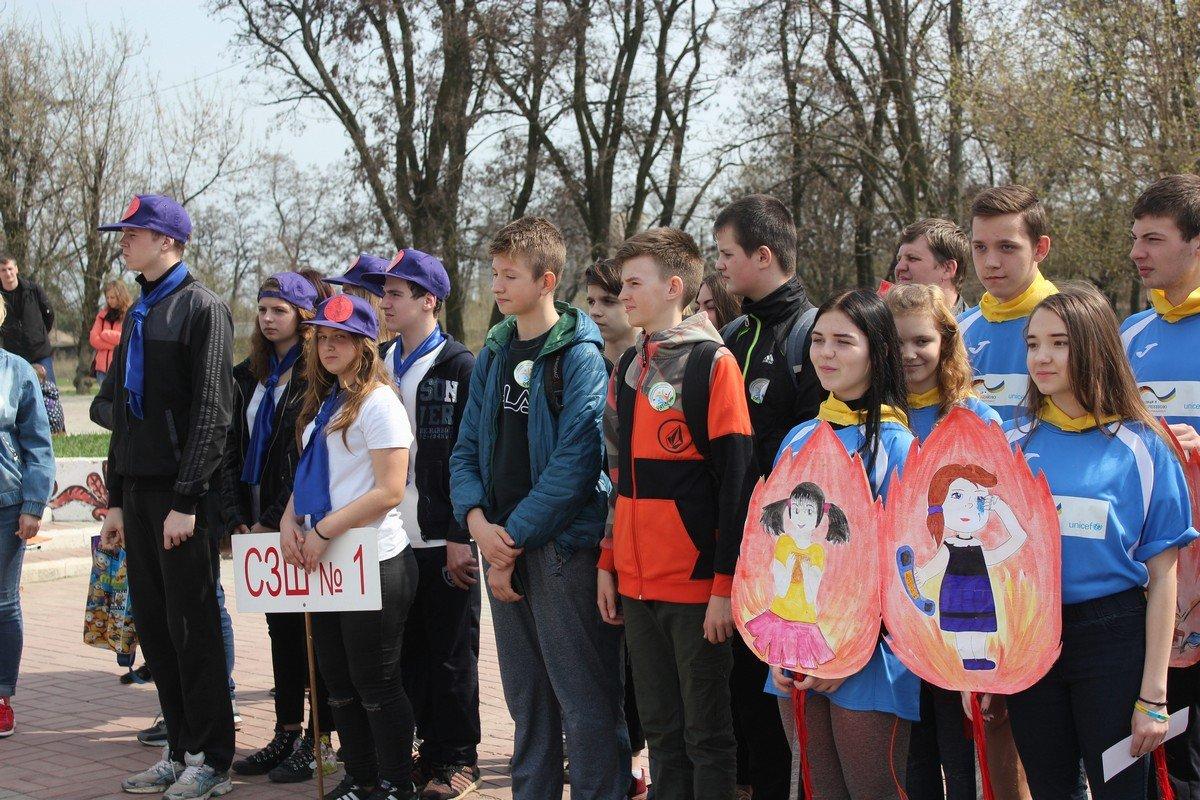В Фестивале приняли участие ученики школ города