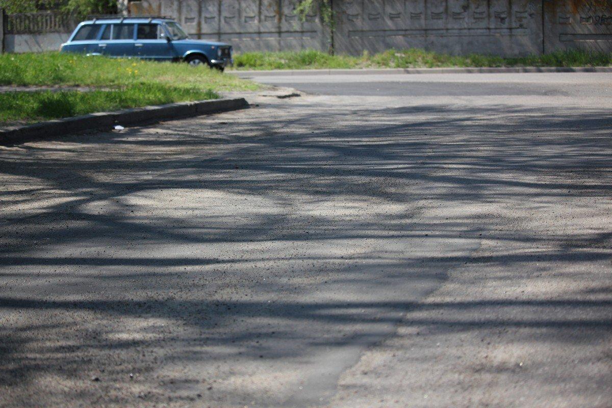 Пересечение улиц Светлой и Героев Чернобыля
