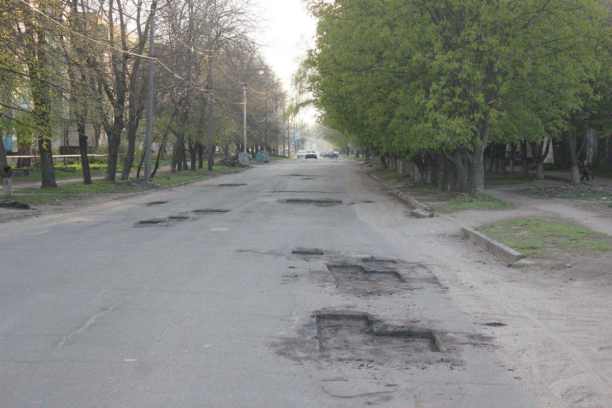 Так улица Некрасова выглядит сейчас