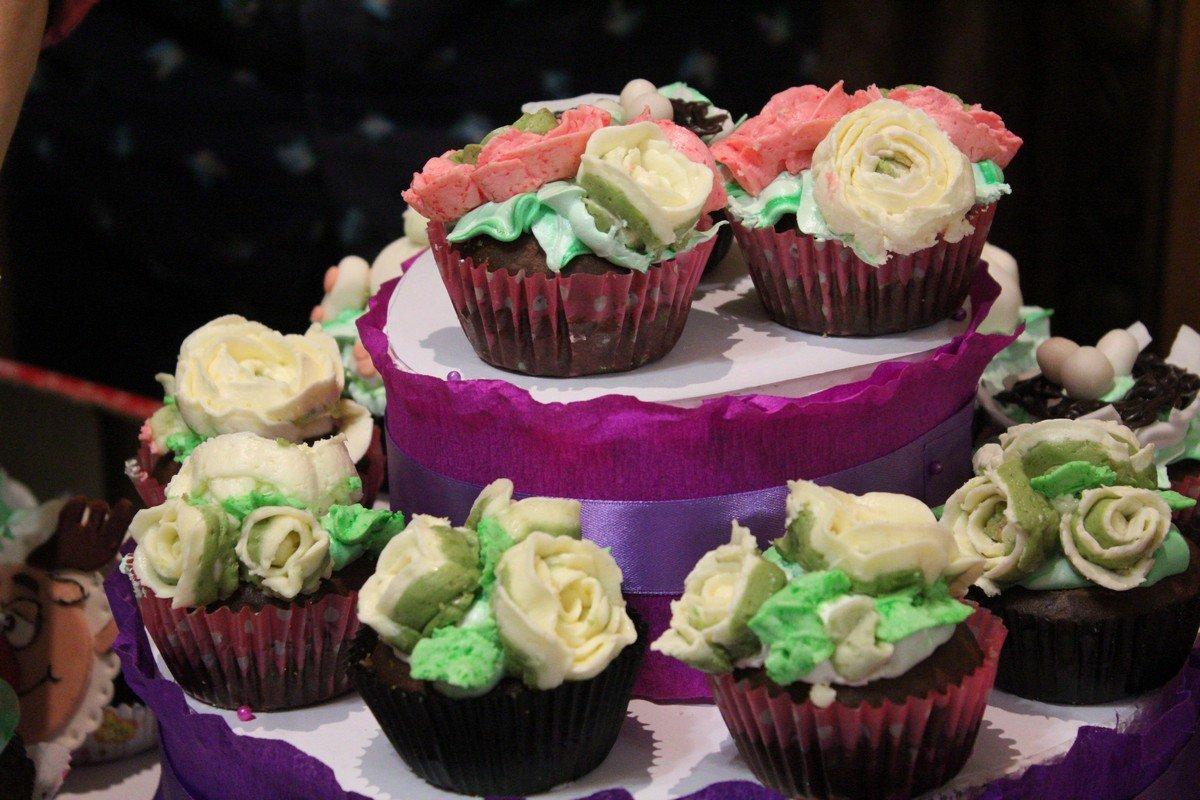 Невероятно красивые пирожные