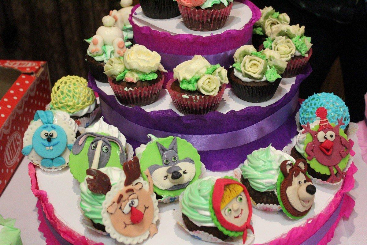 Забавные пироженки
