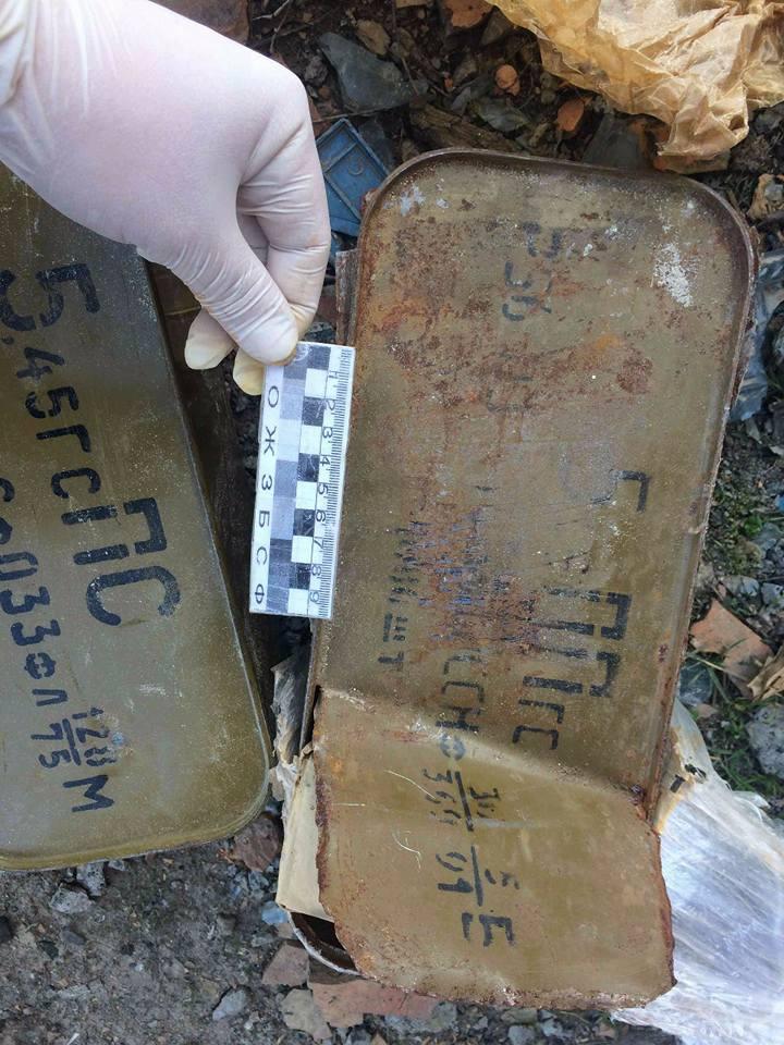 В полицию принесли 9 единиц незаконного оружия