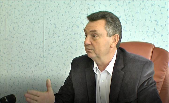 Первый помощник мэра, исполняющий обязанности управляющего делами исполкома Никополя, Сергей Донец