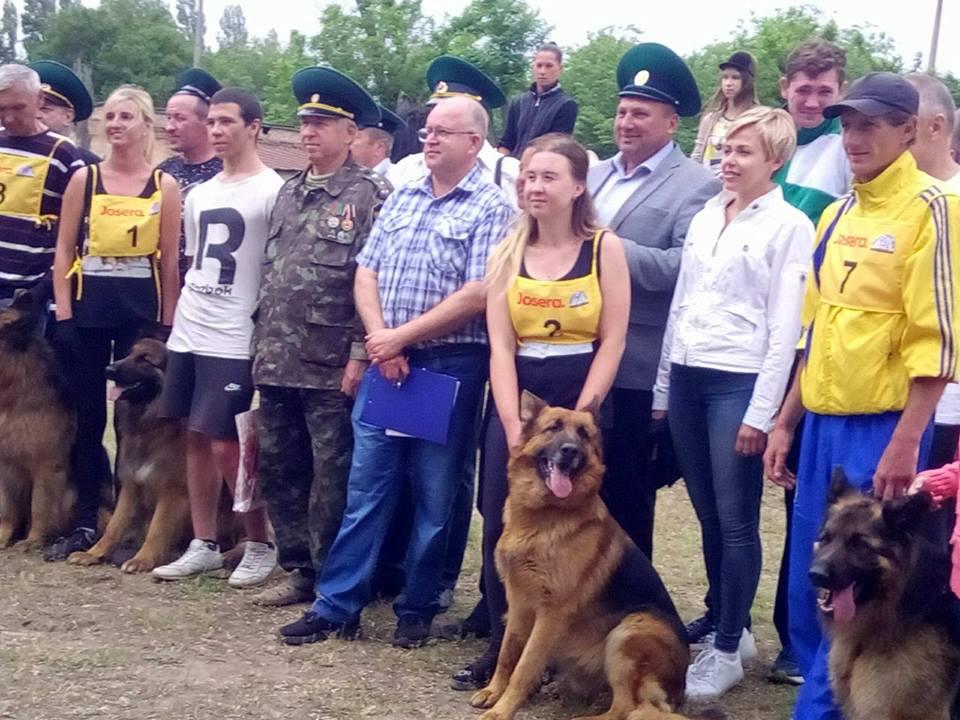 Сегодняшнее мероприятие приурочили ко Дню пограничника Украины
