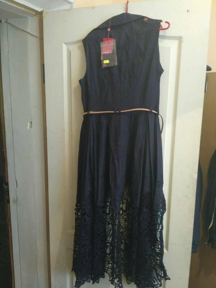 В Никополе мужчина украл платье из магазина на глазах у продавцов