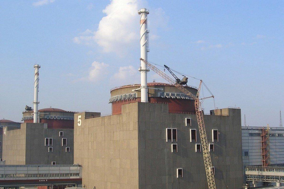 Энергоблок вывели в плановый ремонт